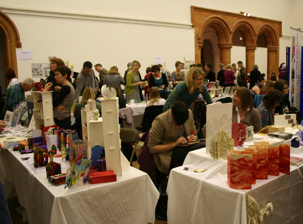 4th Manchester Artists' Book Fair