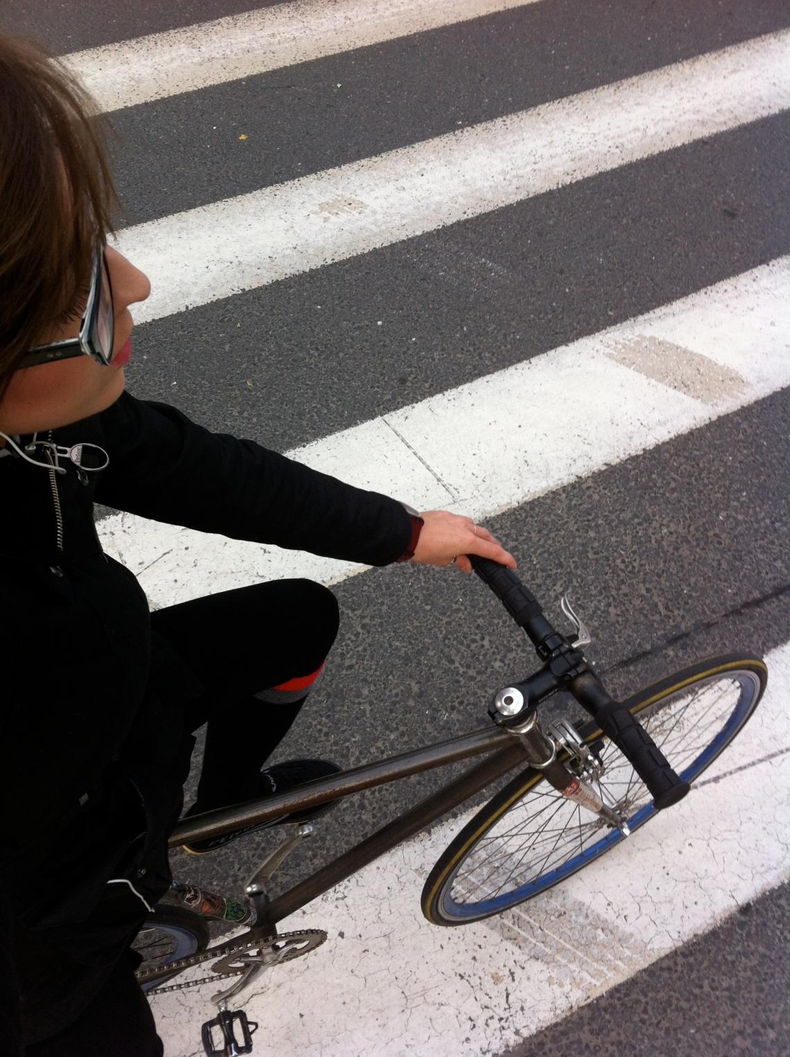 Biking Shanghai
