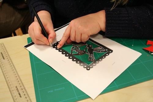 Papercutting 11
