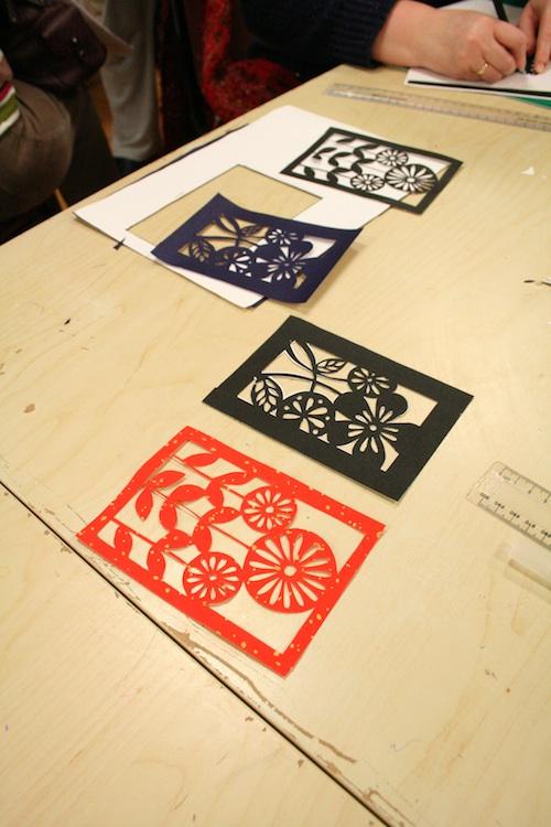 Papercutting 12
