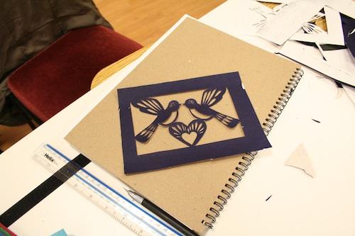 Papercutting 14