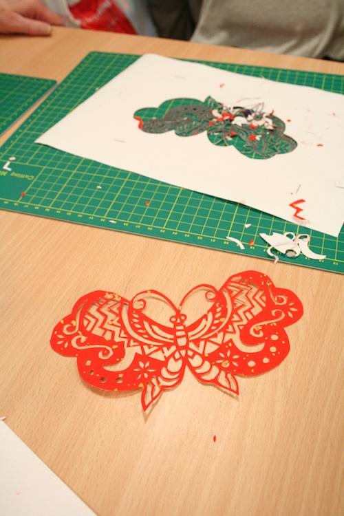 Papercutting 17