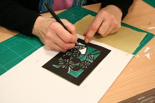 Papercutting 5