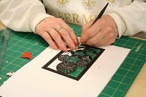 Papercutting 6