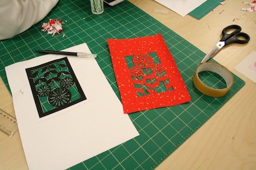 Papercutting 7