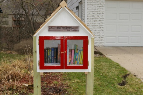 Little Free Library 3