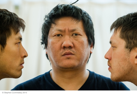 #aiww: The Arrest of Ai Weiwei / Hampstead Theatre