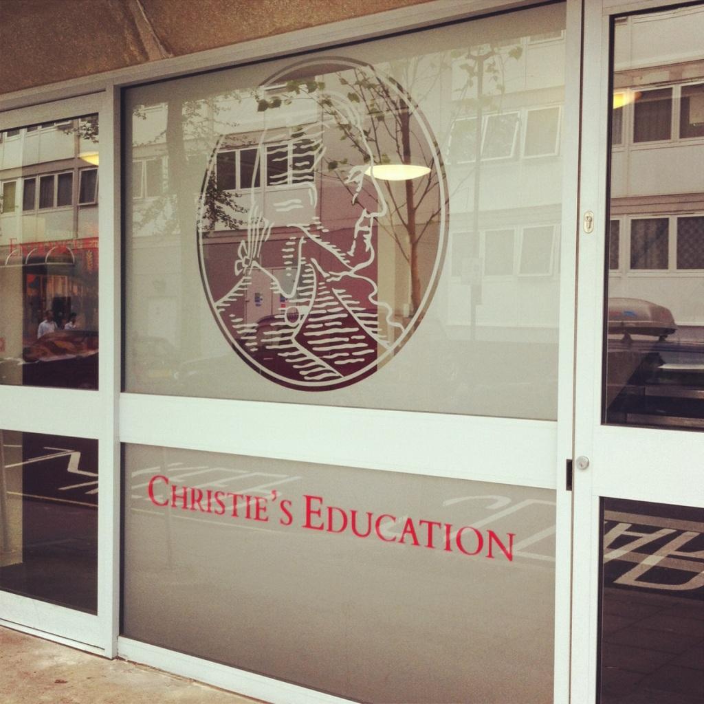 Christie's Education 1