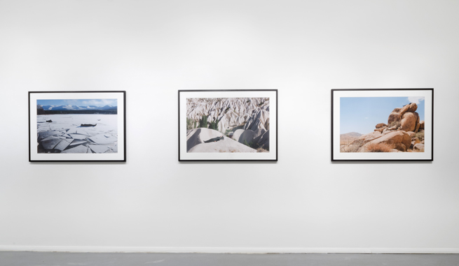 Works by Hanae Utamura, Tightrope, curated by Kate Pantling, Sumarria Lunn Gallery, 5th - 17th September 2013