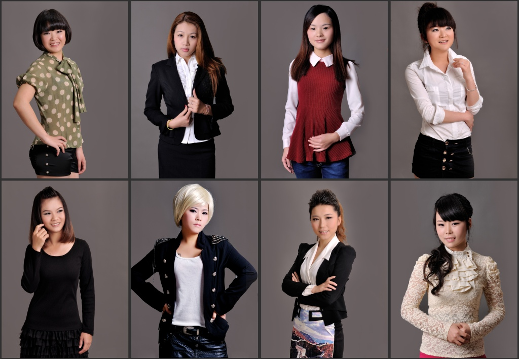 Factory Girls by Aowen Jin