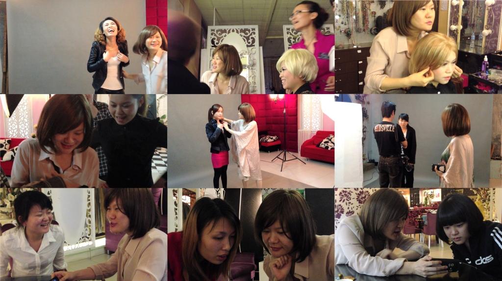 Factory Girls by Aowen Jin Screenshot Collage