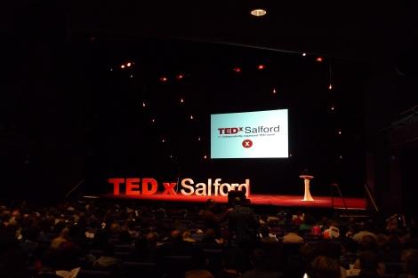TEDxSalford 1