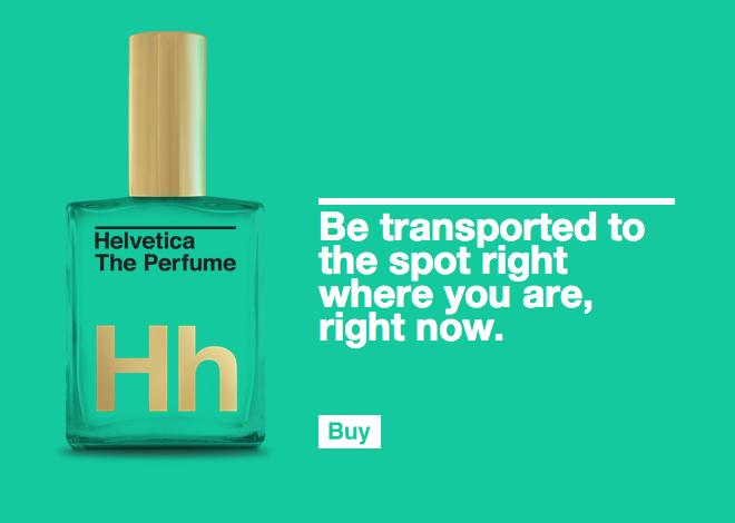 Helvetica The Perfume 3