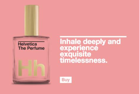 Helvetica The Perfume 4