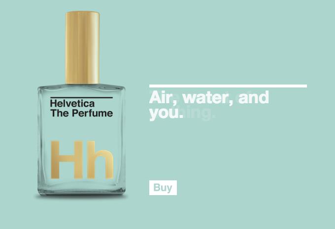 Helvetica The Perfume 6