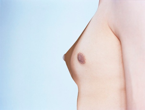 'A-cup' (2013) by Pixy Liao, c-print