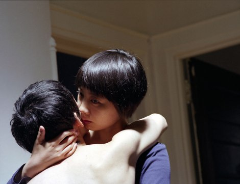 'Some words are just between you and me' (2010) by Pixy Liao, c-print