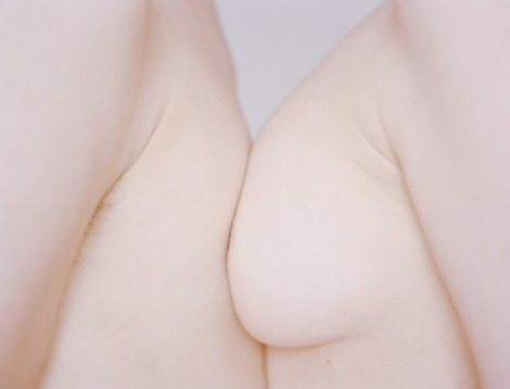 'Nipple Kiss' (2013) by Pixy Liao, c-print