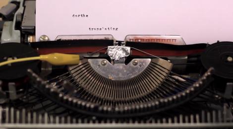 DORTHE typewriter 2