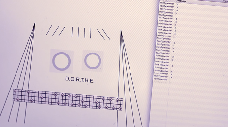 DORTHE typewriter 3