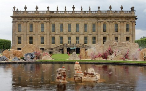 Xu Bing Chatsworth