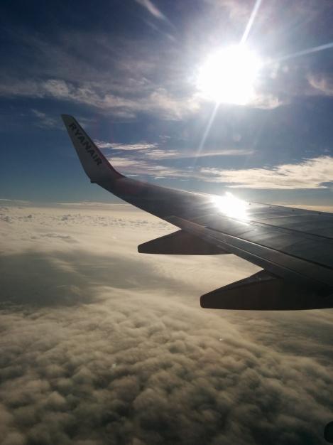 Flight to Croatia 1