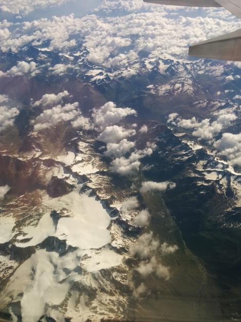 Flight to Croatia 2