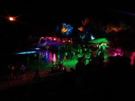 Garden Tisno Soundwave