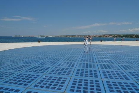 Greeting to the Sun Zadar