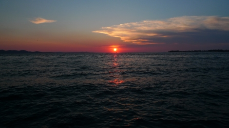 Zadar Sunset 4