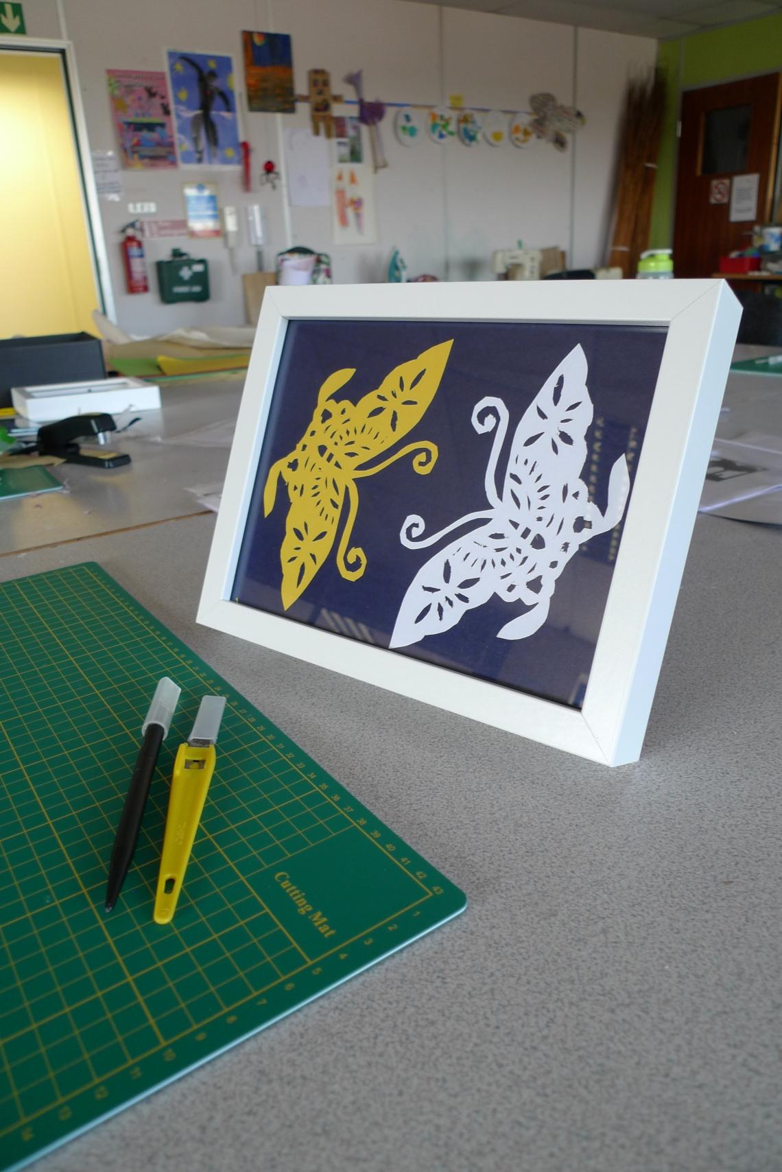 Rachel Marsden papercutting 6