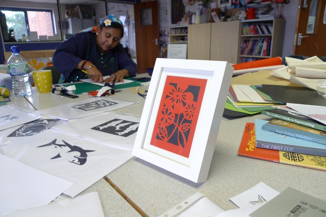 Rachel Marsden papercutting 5