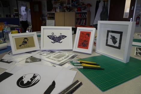Rachel Marsden papercutting 3