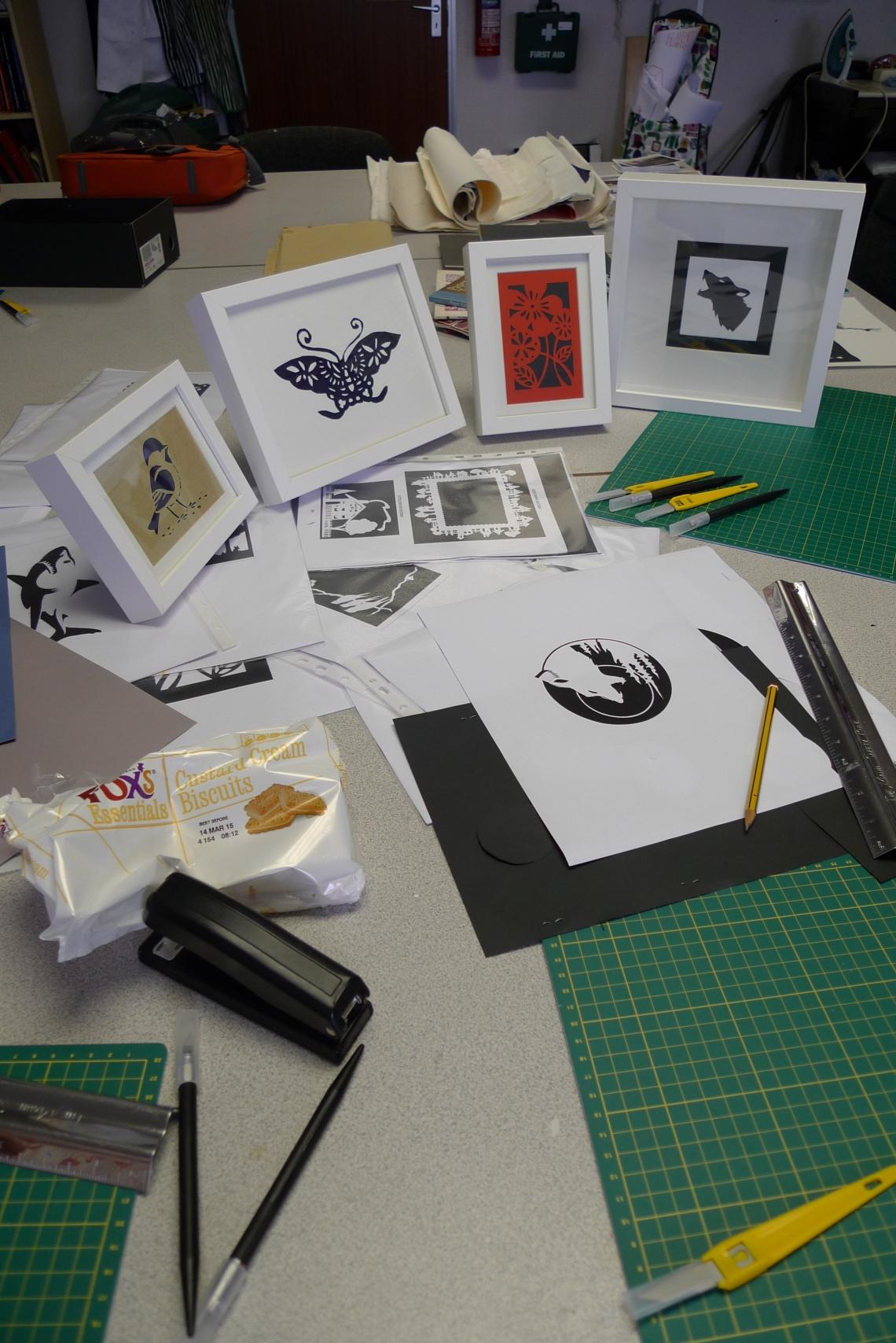 Rachel Marsden papercutting 2