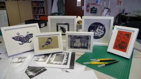 Rachel Marsden papercutting 1
