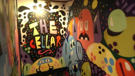 The Cellar Oxford