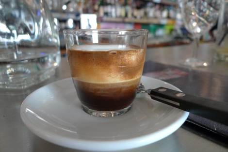 Macchiato Hauser and Wirth Somerset