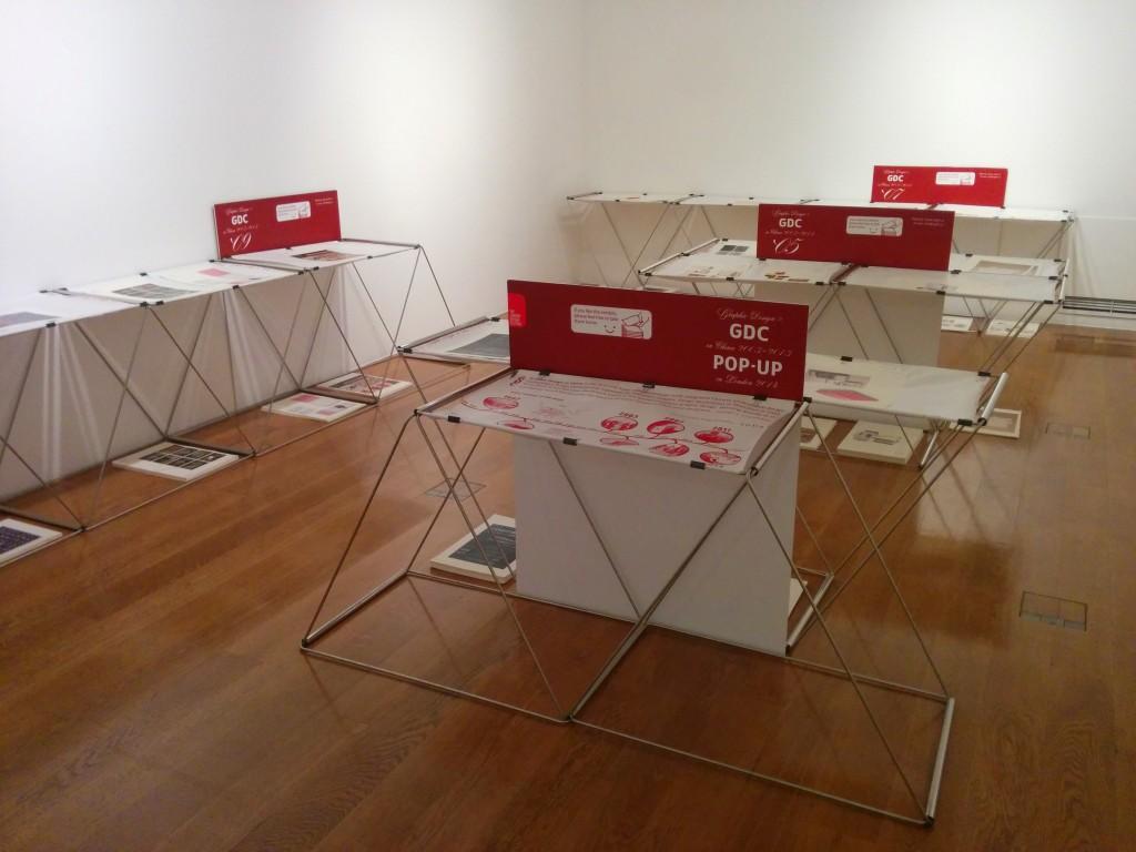 Shenzhen Graphic Design Association GDC exhibition 10