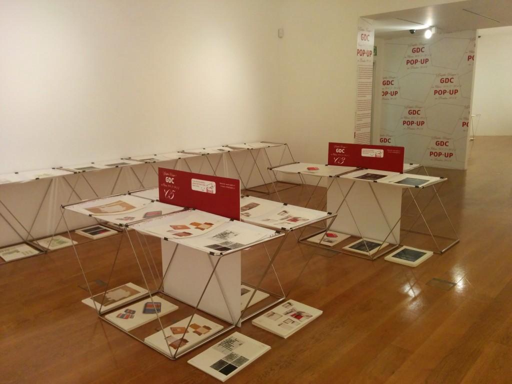 Shenzhen Graphic Design Association GDC exhibition 13