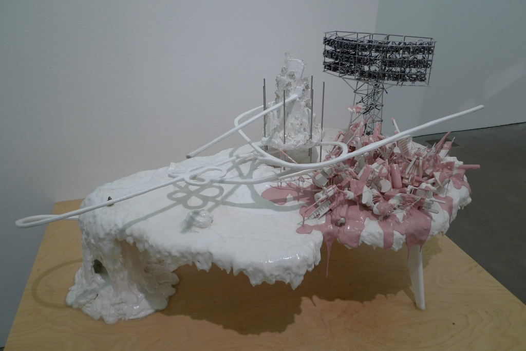 Lee Bul Ikon Gallery 8
