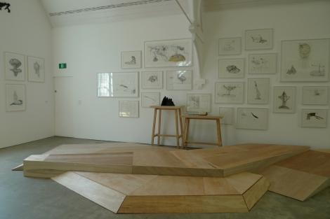 Lee Bul Ikon Gallery 17