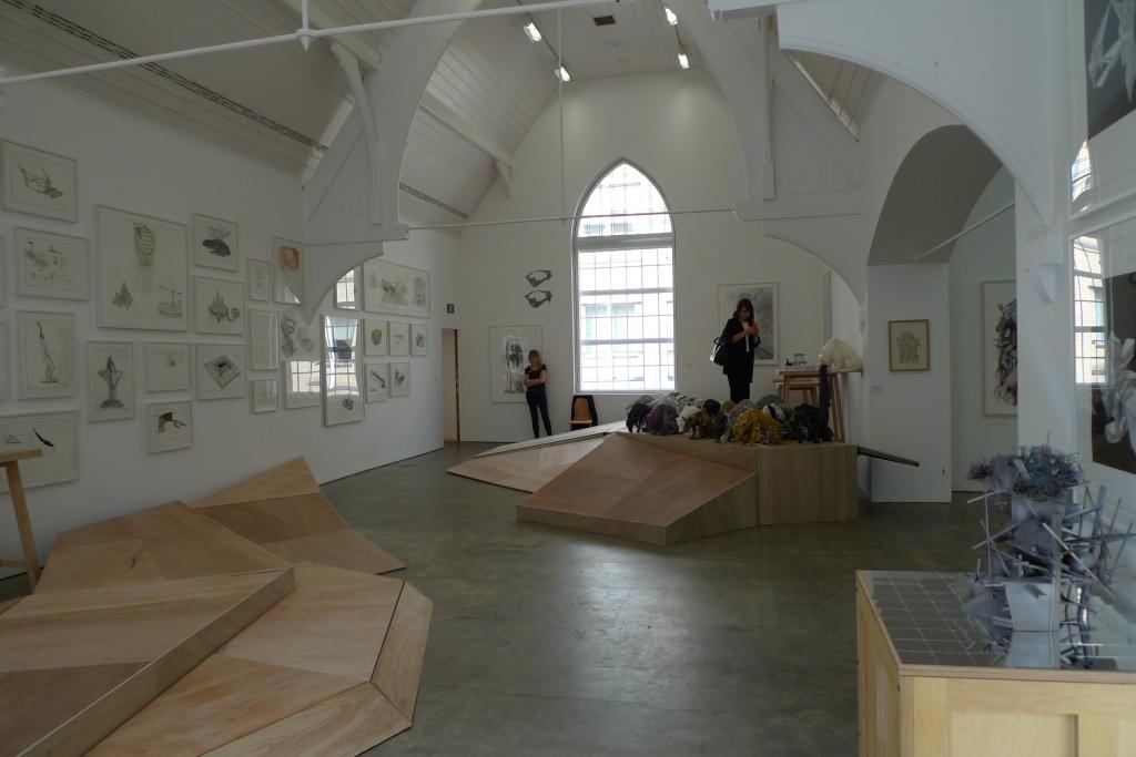 Lee Bul Ikon Gallery 19