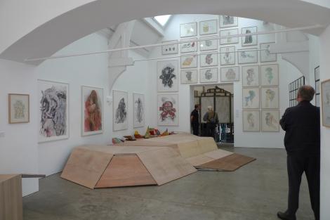 Lee Bul Ikon Gallery 20