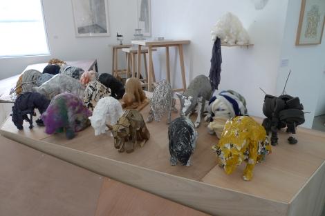 Lee Bul Ikon Gallery 21