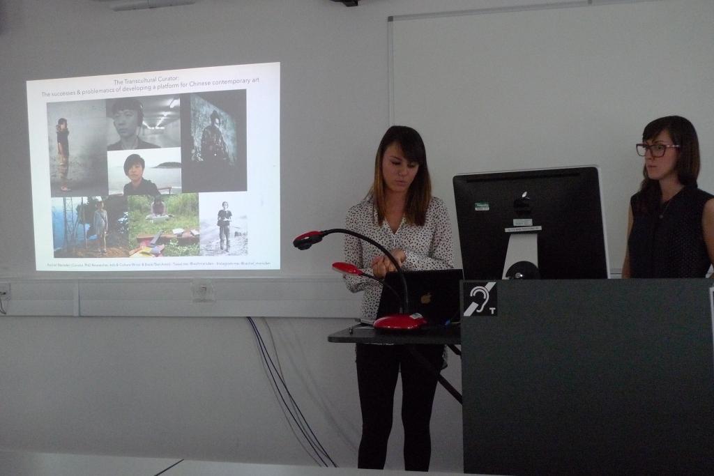 Natasha Phillips Rachel Marsden UK China Arts
