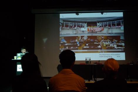 Wu Dar-Kuen Harmonious Society Conference