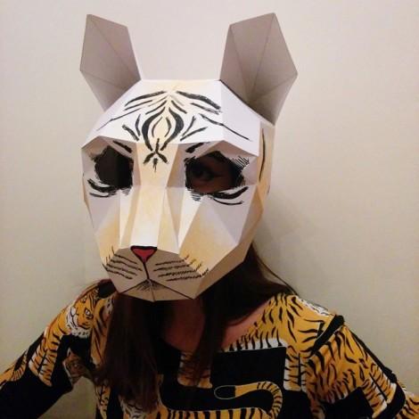 Rachel Marsden tiger