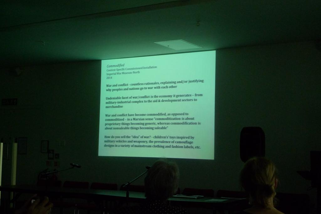 ATM14 Symposium Commodification
