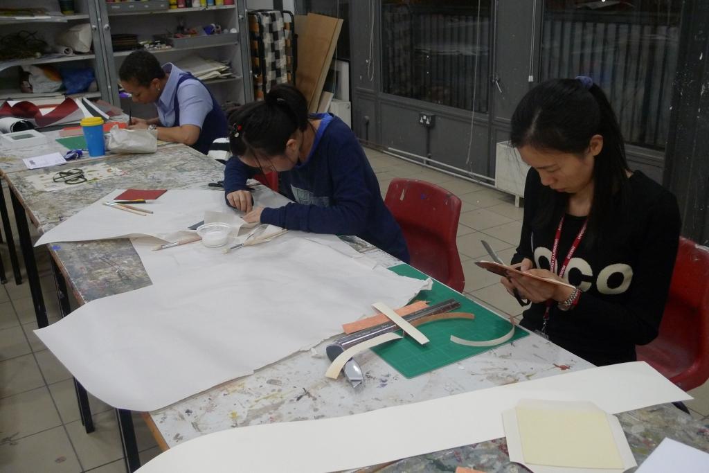 Embrace Arts workshop 22
