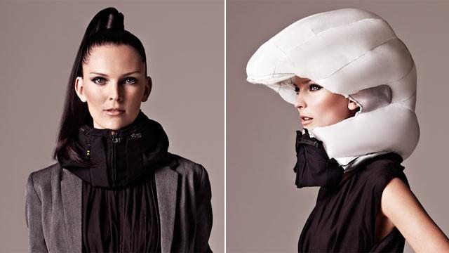 ese Alstin & Anna Haupt - Inflatable bike helmet 3